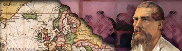 The man who discovered the Kamasutra - Sir Richard Francis Burton