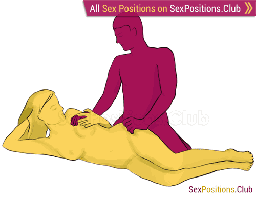 Sex position #211 - Emperor. (from behind, rear entry). Kamasutra - Photo, picture, image
