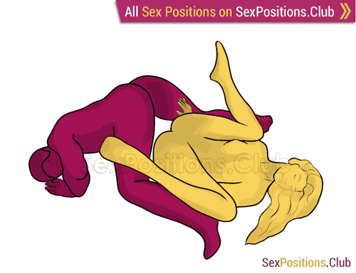 Sex position #427 - Star wars. (anal sex, from behind, reverse). Kamasutra - Photo, picture, image