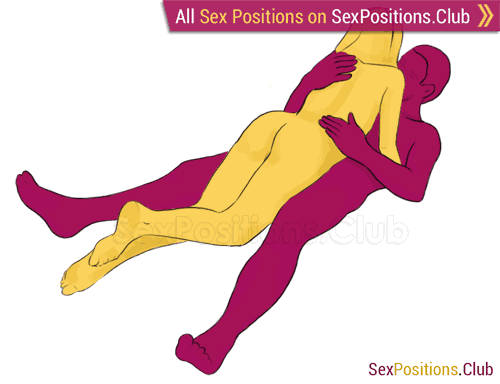 cuddle sex position