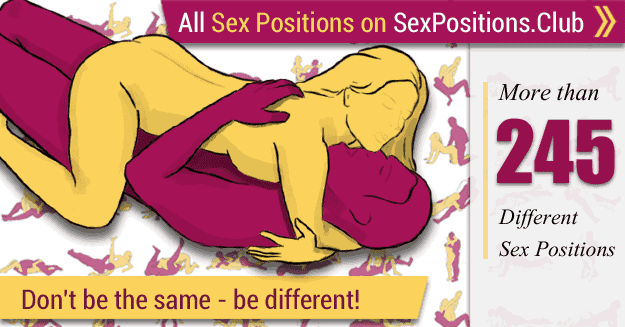 How to do different sex positions