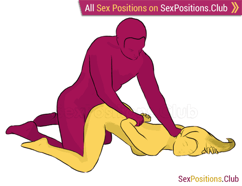 Adding variety to sex positions